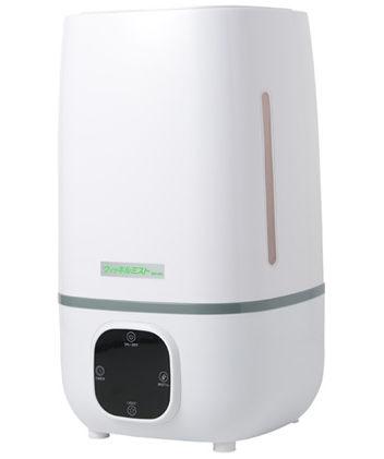 超音波噴霧器 ウィッキルミスト(MR-002)