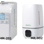 空間噴霧 超音波噴霧器 超音波加湿器 星光技研 HM-201 MR-002